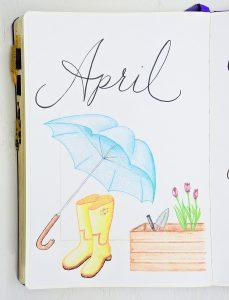 April art