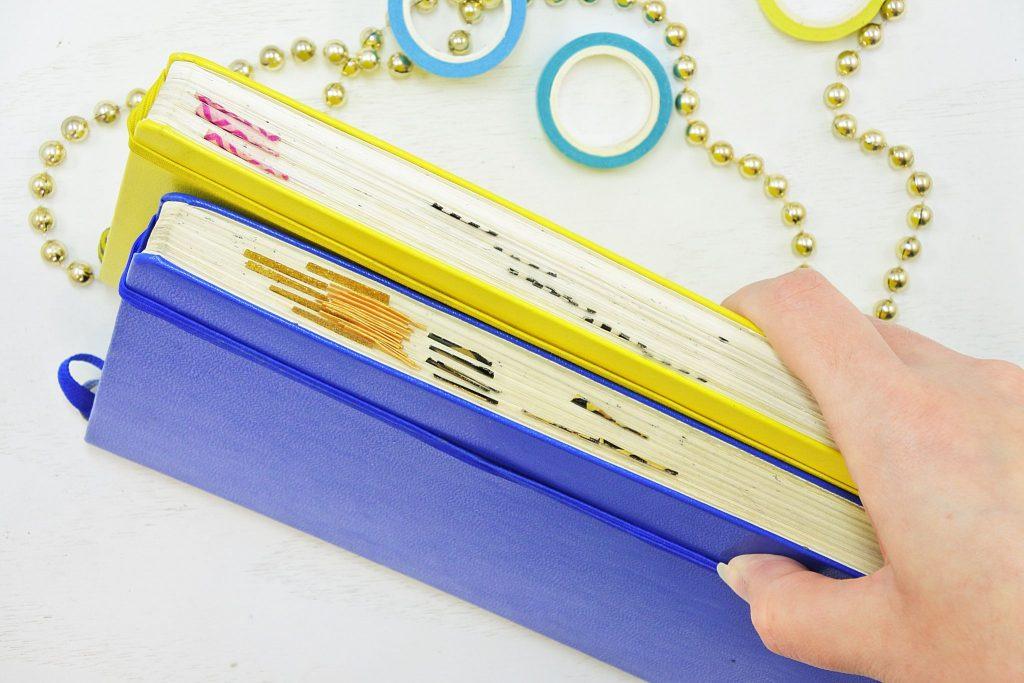 washi tape index