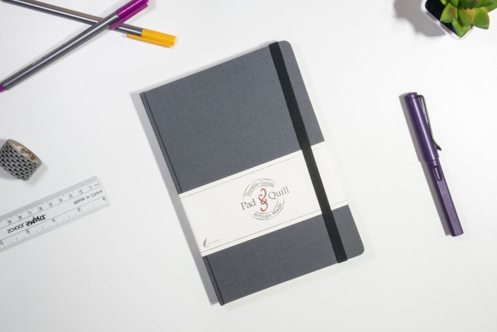 New dot grid notebook from Pad & Quill!