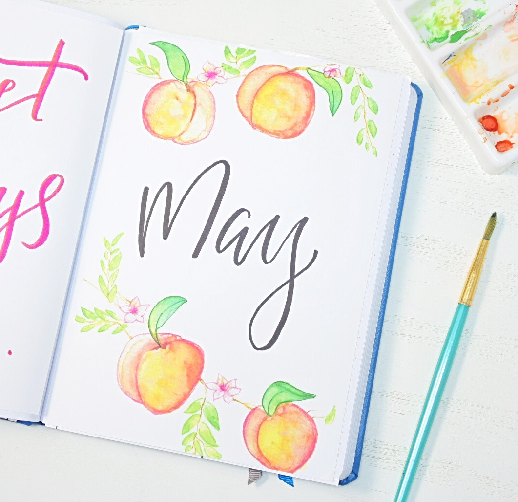 May billy Journal Cover Page