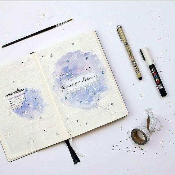 5 Beautiful Bullet Journal Ideas – Inspiration